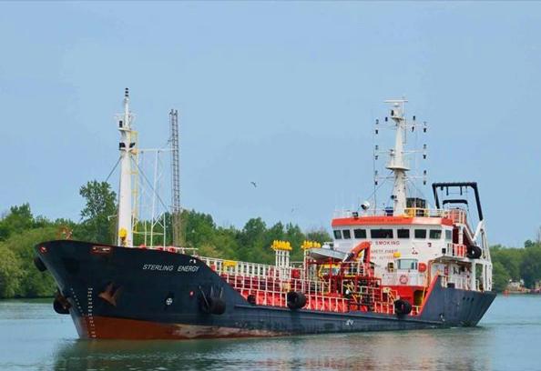 V Marine Fuels Sterling Fuels